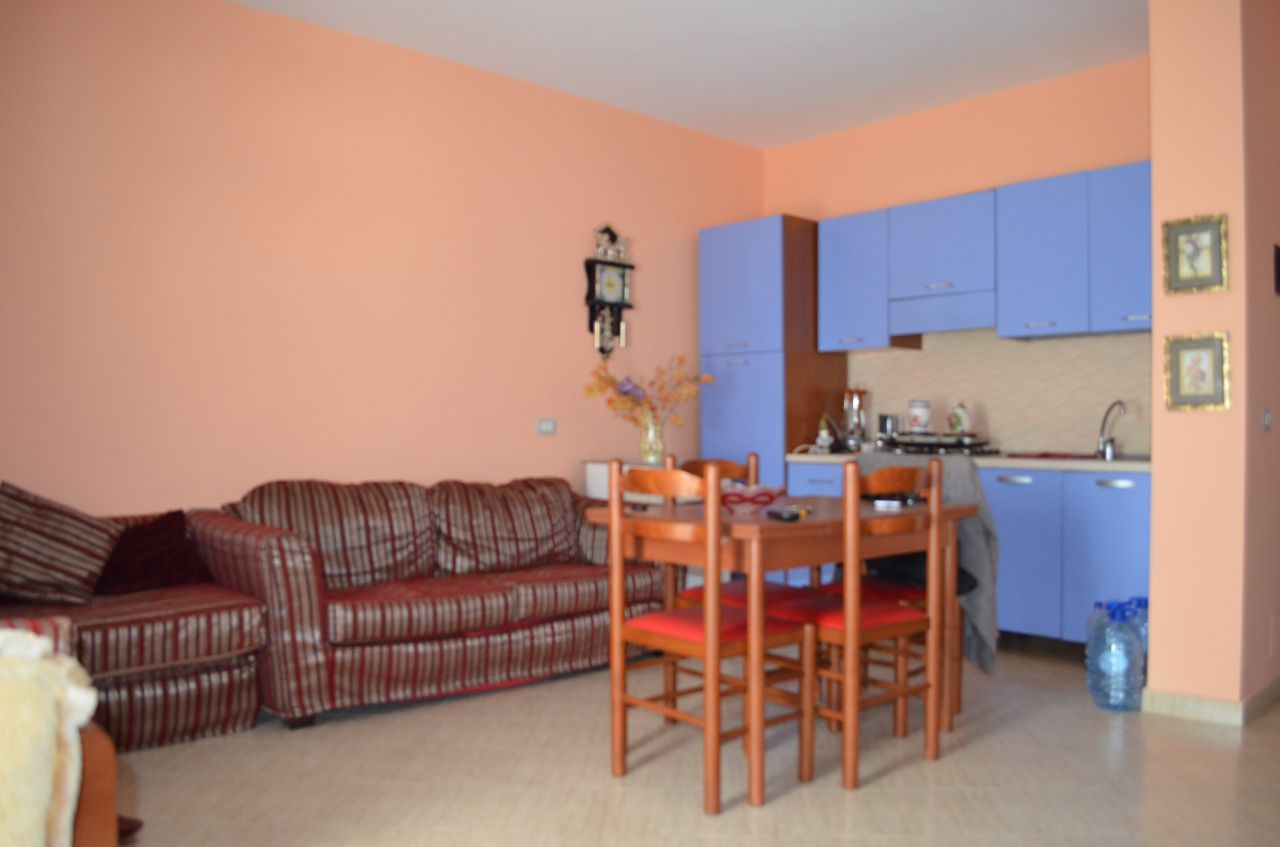 Apartment for Sale in Albania. South Beach of Durres