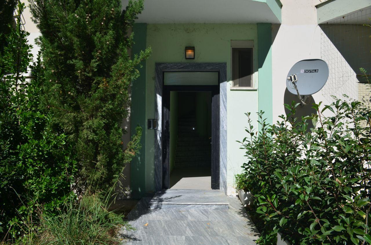 Egy hálószobás apartman eladó Durres városának déli homokos tengerpartján - Apartman eladó-50m2