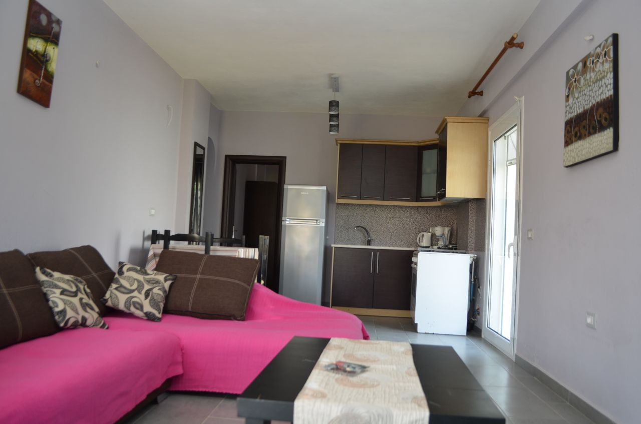 Apartments in Ksamil. Vacations in Albania