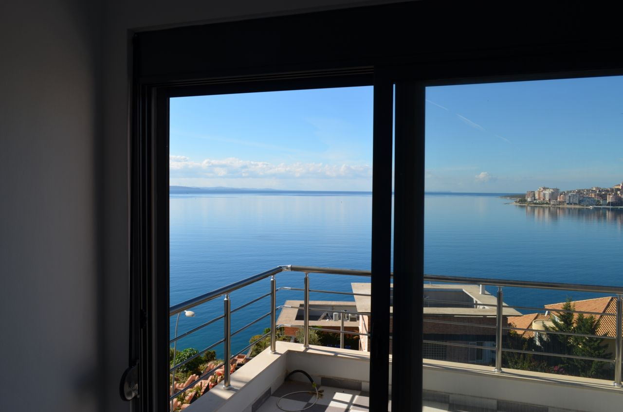 Apartment for Sale in Saranda. Beautiful Saranda apartments next to the sea, One Bedroom Apartment
