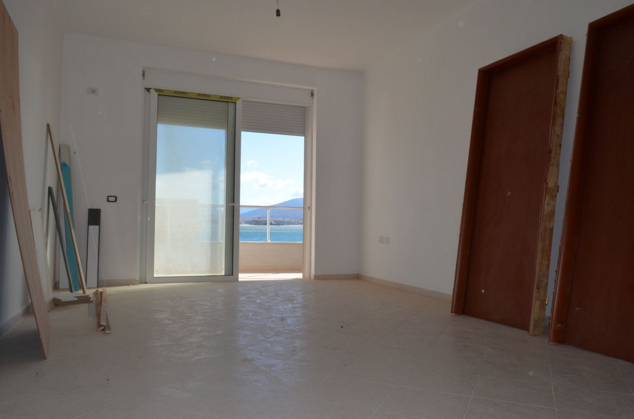 Albania Real Estate. Saranda Property for Sale next to the sea.