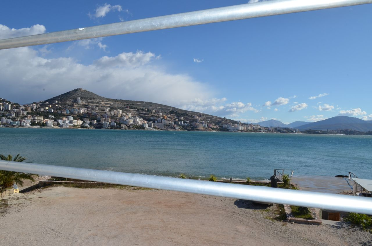 Real estate for sale in Saranda, a very beautiful coastal city in Albania. The apartment is situated near the Ionian Sea.