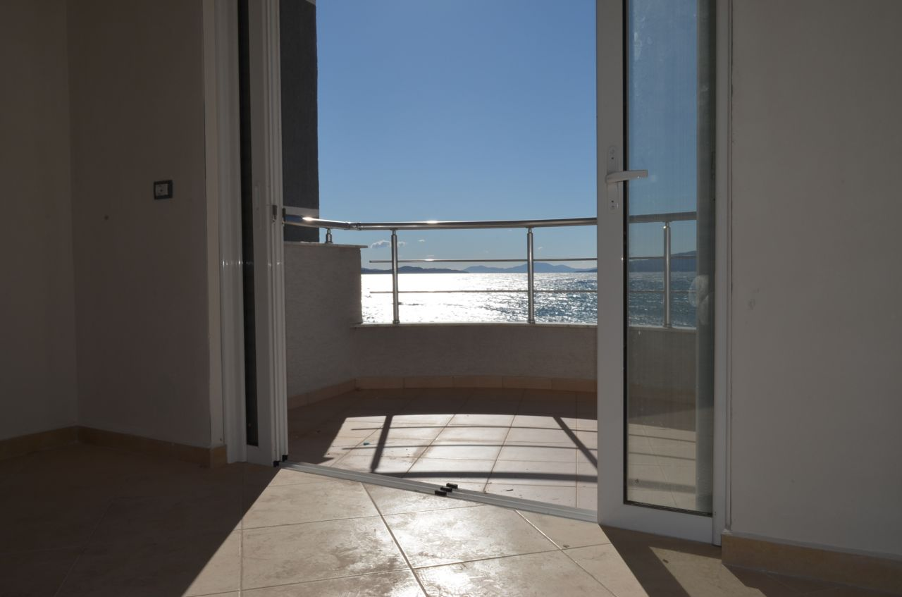 Albania Property in Saranda. Seafront Apartments for Sale in Sarande