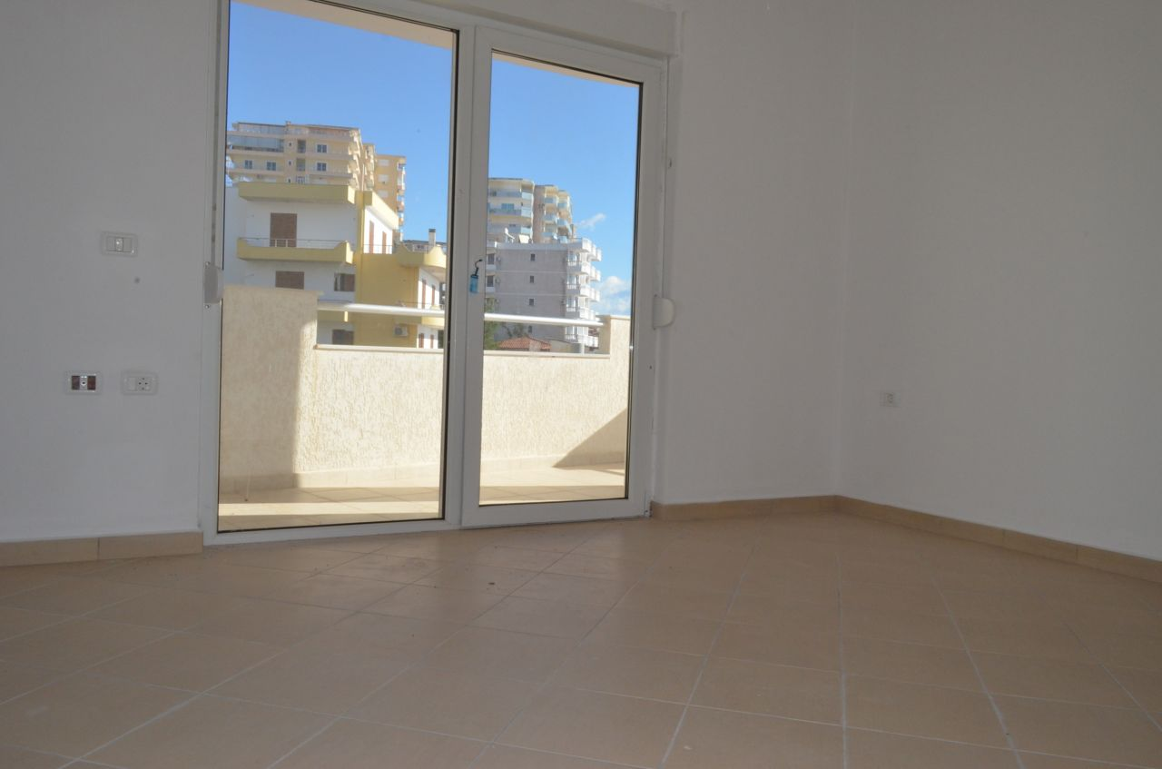 You can buy this apartment, that is located in the beautiful albanian city of Saranda