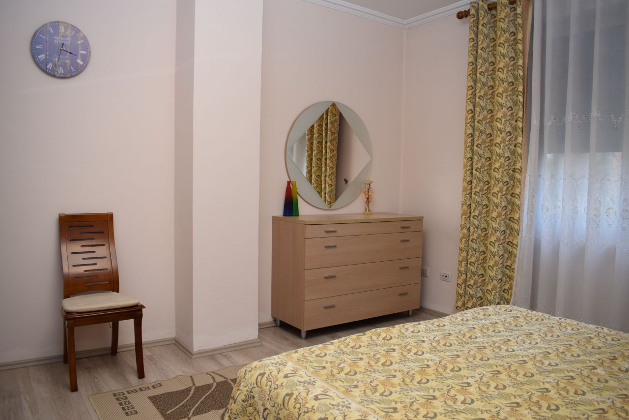 Three Bedrooms Apartment in Tirana for Rent