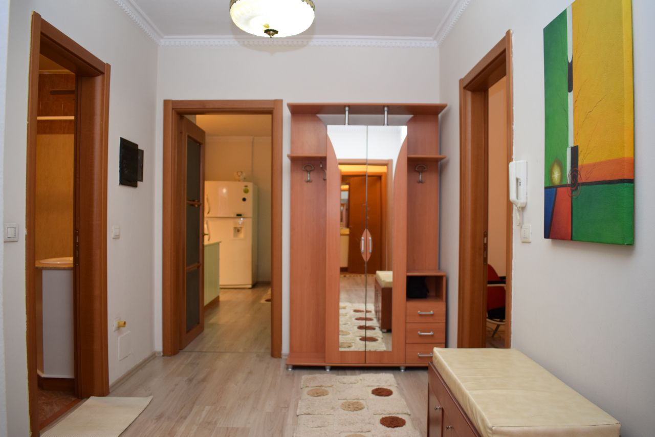 Apartment for rent with three bedrooms,in Tirana