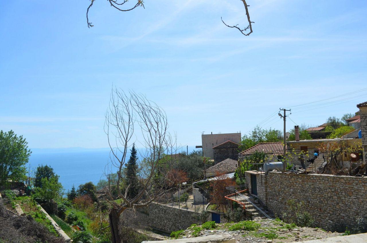 Old Stone Albania Estate Qeparo Riviera