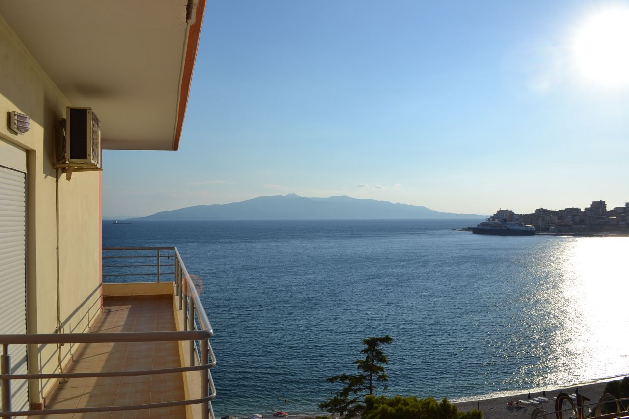 Holiday apartment in Albania, Saranda. Close to the Beach
