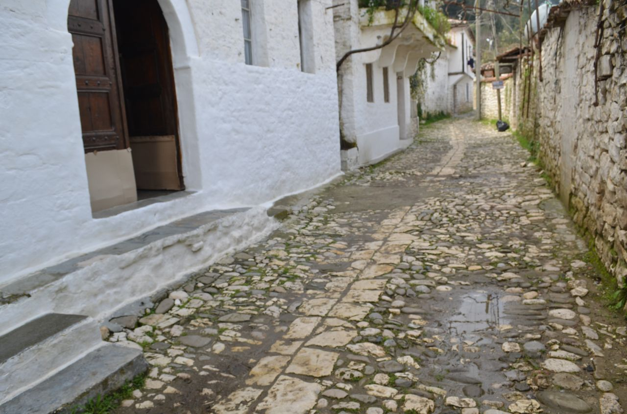 House for sale in the ancient city of Berat Albania