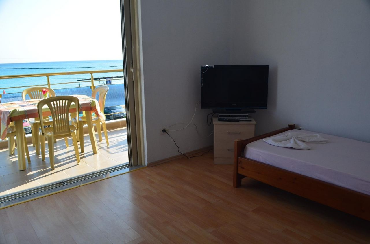 Holiday Apartments in Borsh