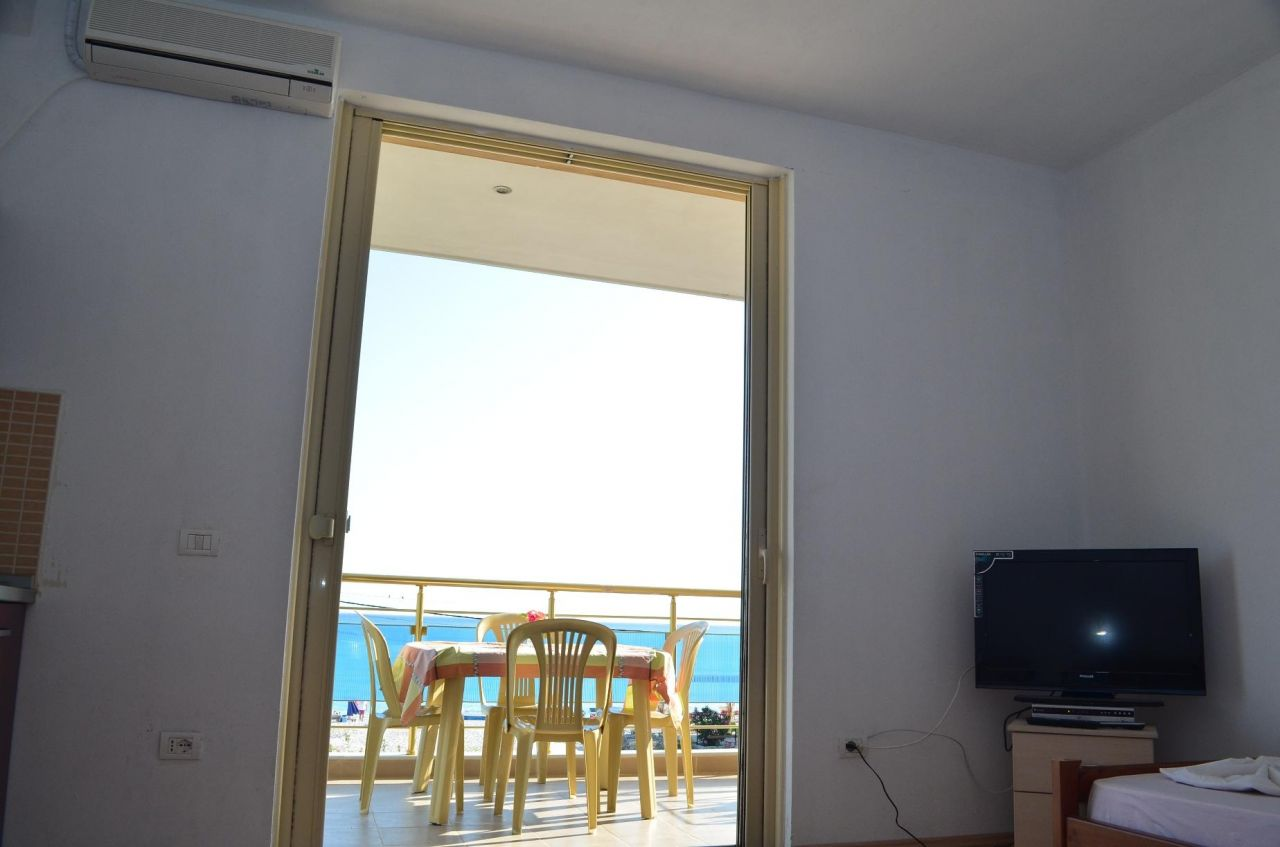 vacation apartments albania for rent borsh