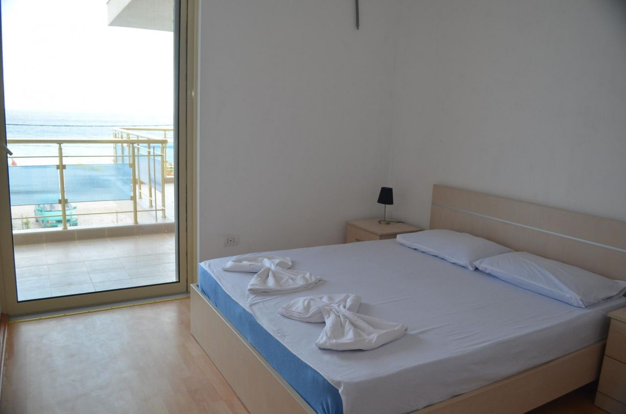 Holiday Apartments in Borsh, Albania Riviera