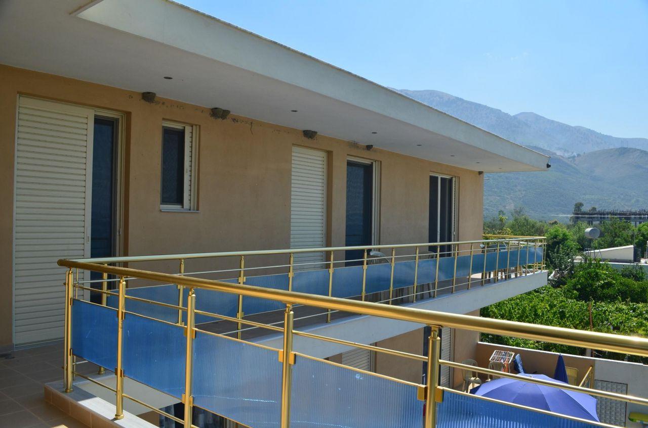 Holiday Apartments in Borsh, Saranda. South of Albania