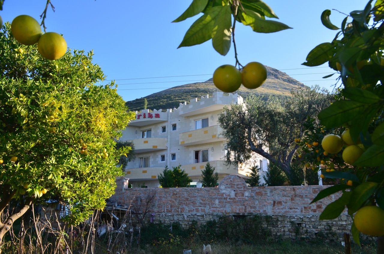 Holiday Villa with pool in Borsh, Saranda, Albania