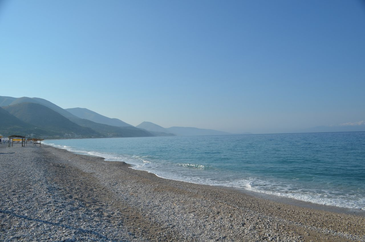 Holiday Villa for rent with pool in Borsh village,Saranda,Albania