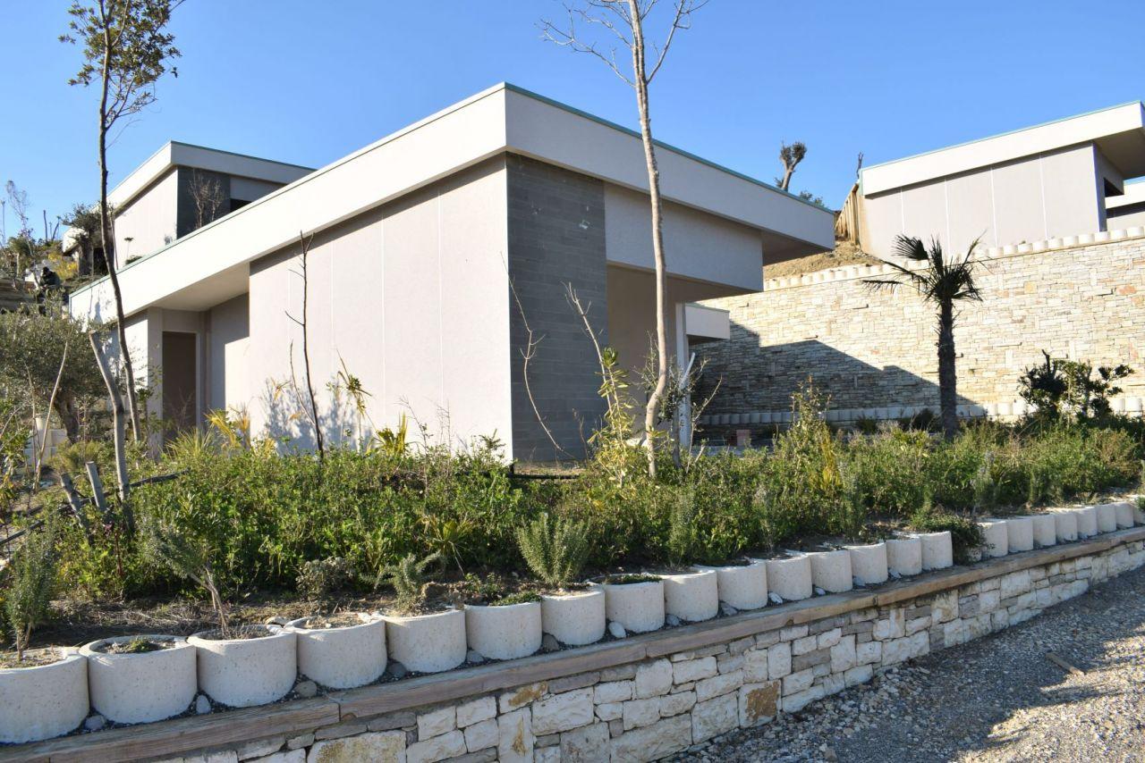 Sea View Luxury Villas For Sale At Cape Of Rodon Resort, Lalzit Bay, Adriatic Coastline