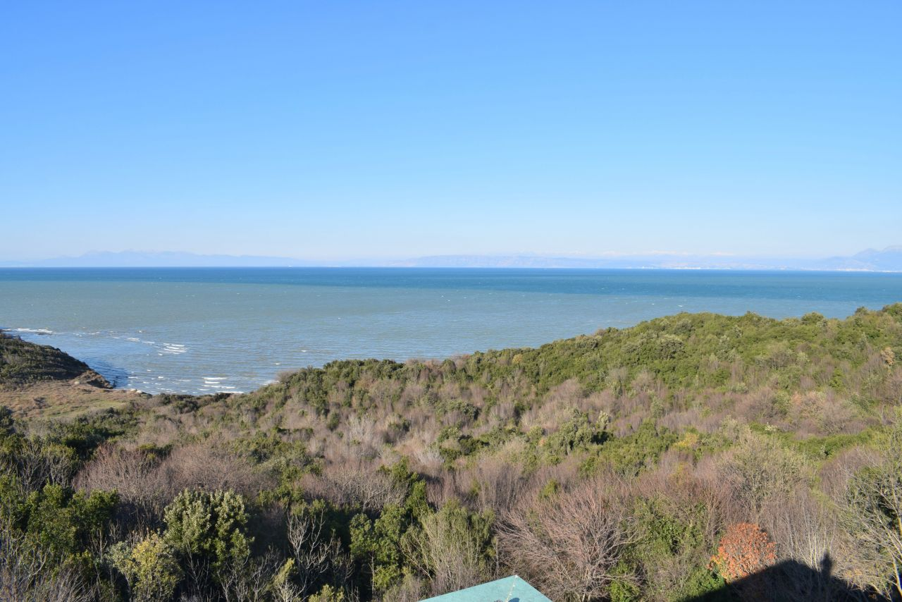 Sea View Luxury Villas For Sale At Cape Of Rodon Resort  Lalzit Bay  Adriatic Coastline
