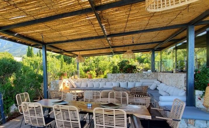 Rent Holiday Villa In Dhermi Resort