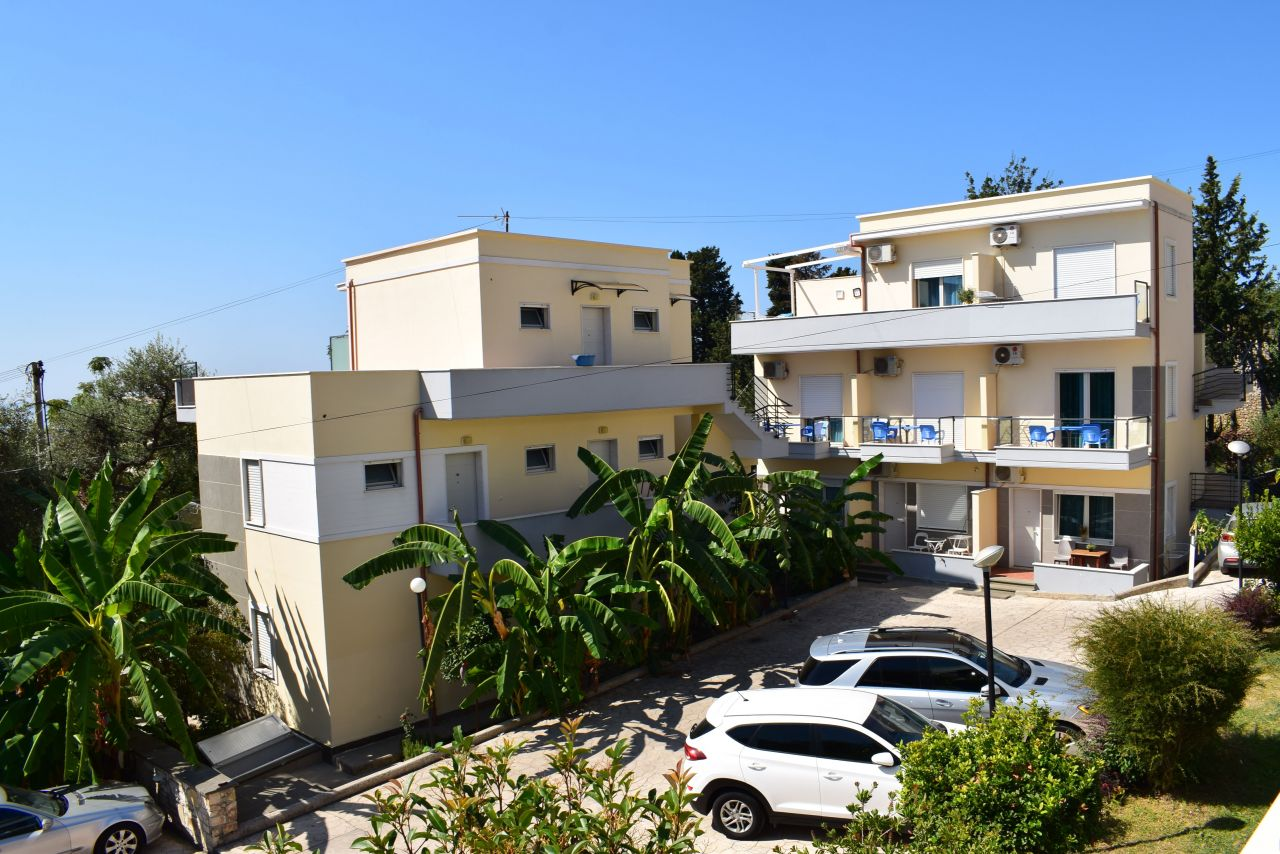 Holiday One Bedroom Apartment For Rent In Dhermi Vlore Albania