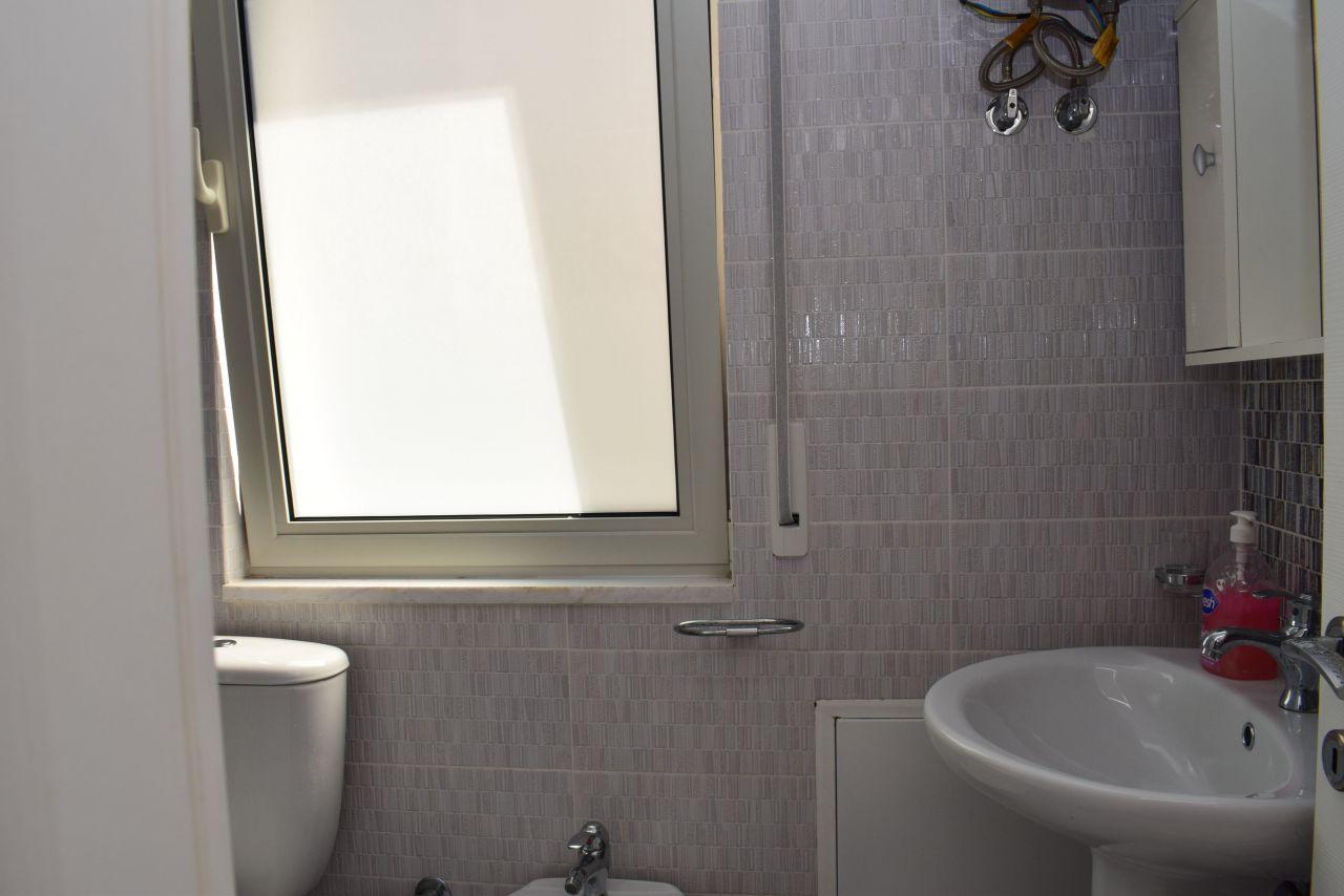 Kiadó Egy Hálószobás Apartman Dhermi Vlore Albániában