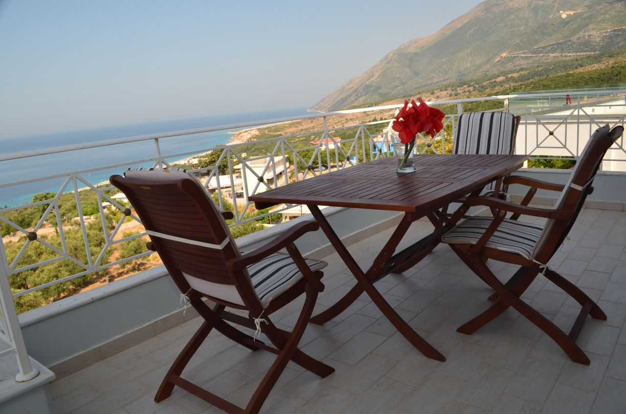 Holiday Apartments in Albania, Dhermi. Holiday Rentals in Dhermi