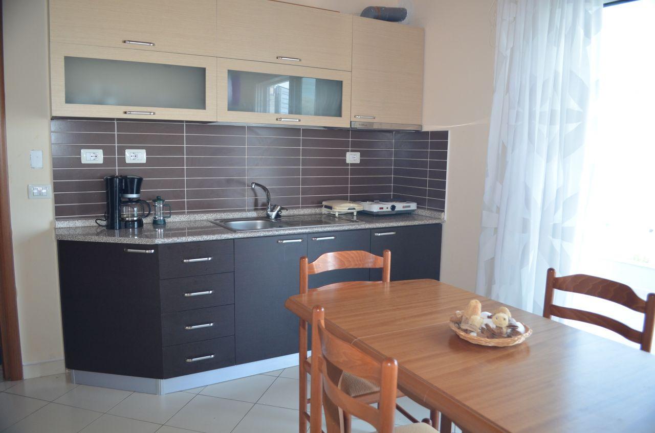 Appartamento in affitto a Dhermi. Vacanze in Albania