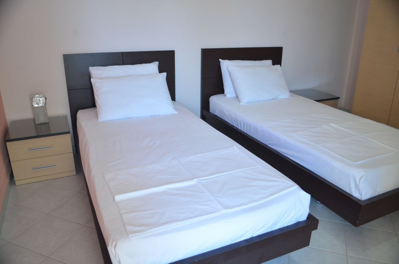 Albania Vacation Apartments in Dhermi. Vacations in Albanian RIviera