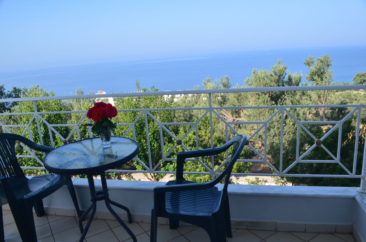 Rent Albania Real Estate in Albania Riviera in holiday house in Dhermi