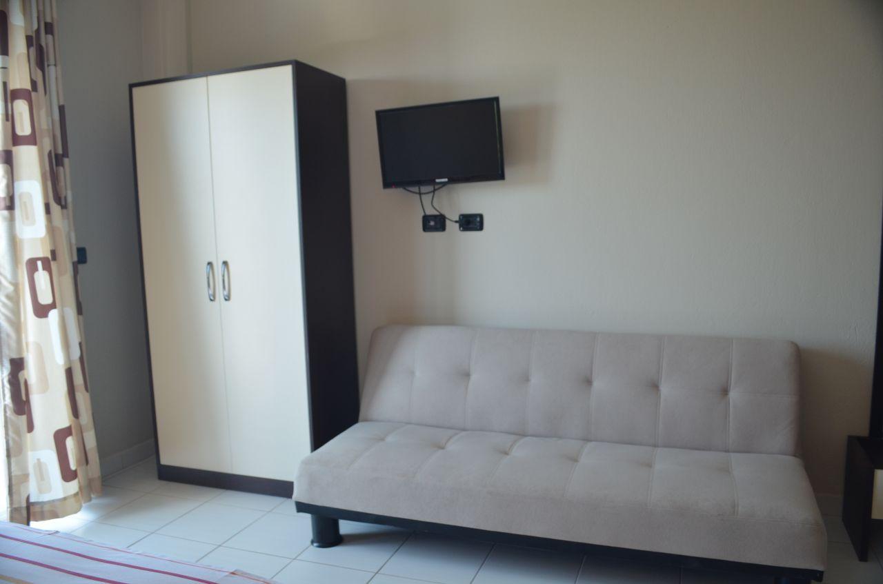 Apartamenty do wynajęcia w Albanii, Dhermi