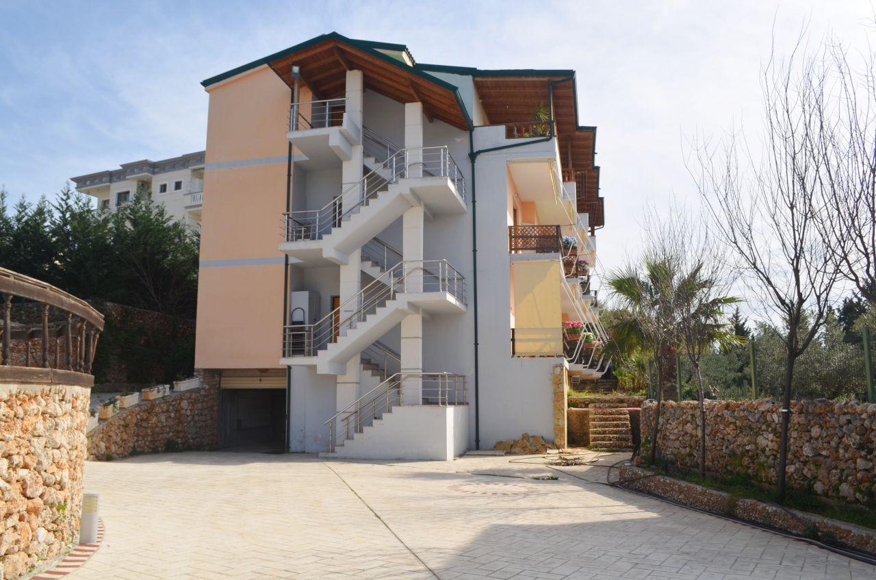 Appartamento in Affitto con due camere a Dhermi