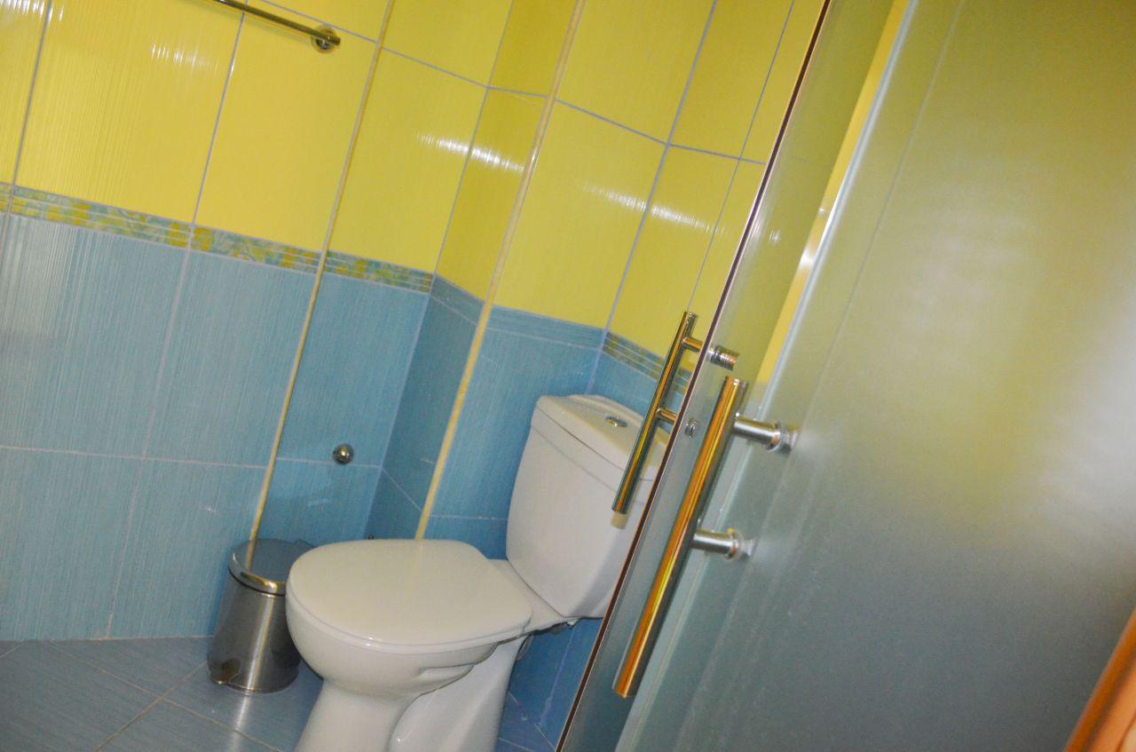 Apartament pushimi me qera ne Dhermi, Vlore