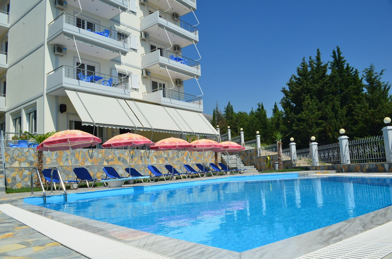 enjoy great holidays in Albanian riviera with best quality hotels in Dhermi