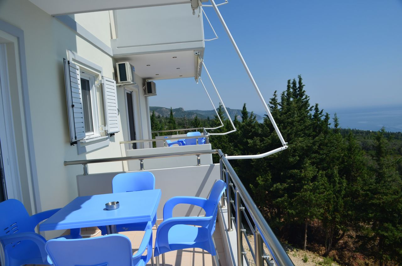 Albania Vacation Rental in Dhermi, Albanian Rivieira