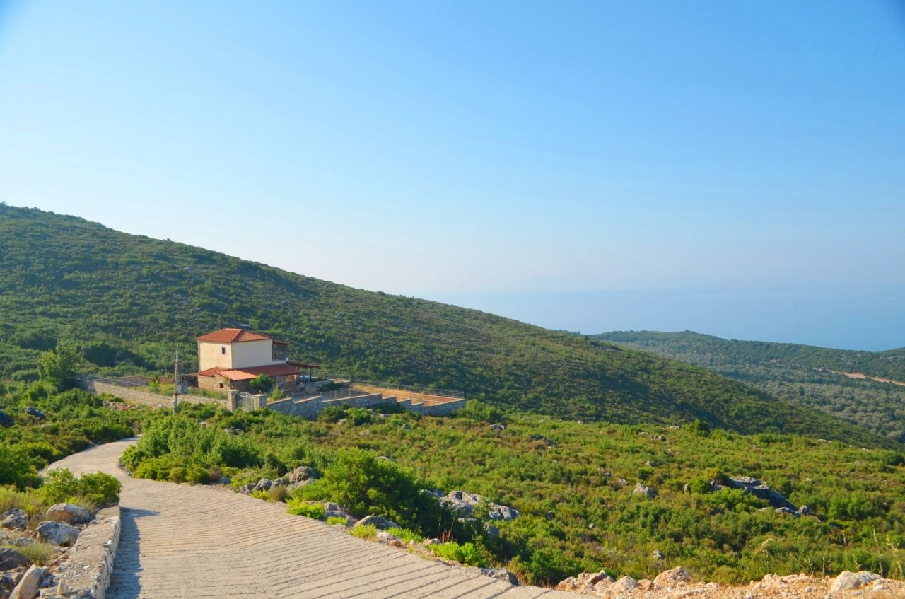 Stone House for Sale in Dhermi, Albania