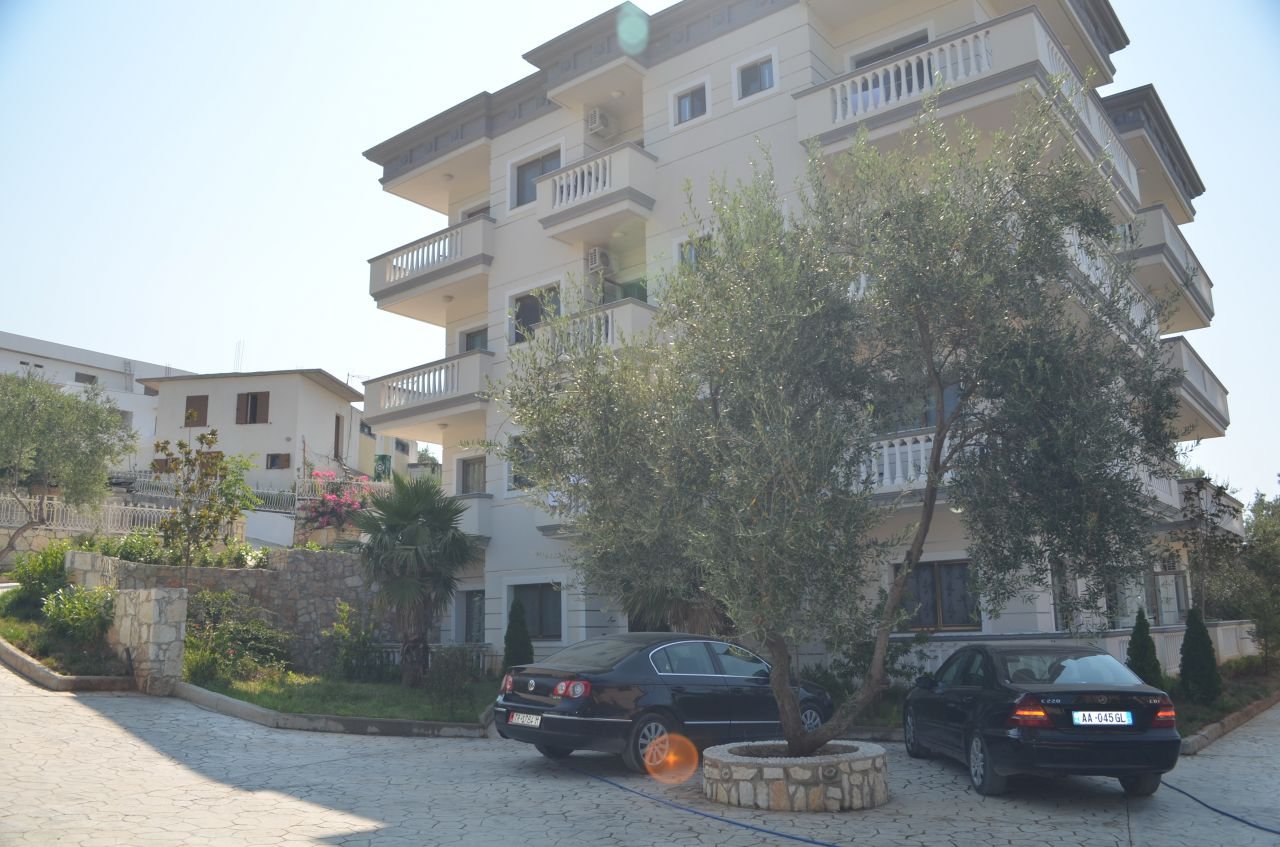 Apartment for Sale in Dhermi, a beautiful touristic village in south of Albania, close to the sea.
