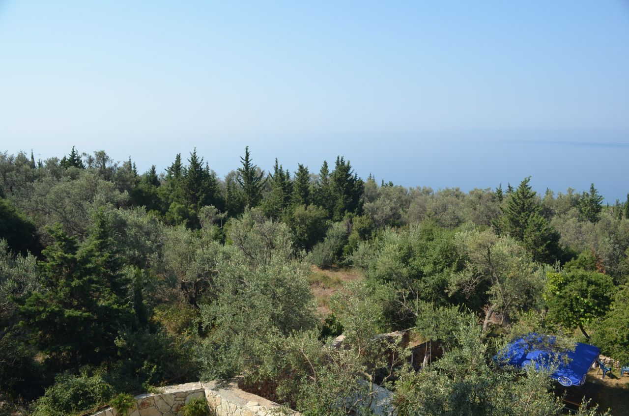 Apartment for Sale in Dhermi, in the south of Albania, great for summer vacations.