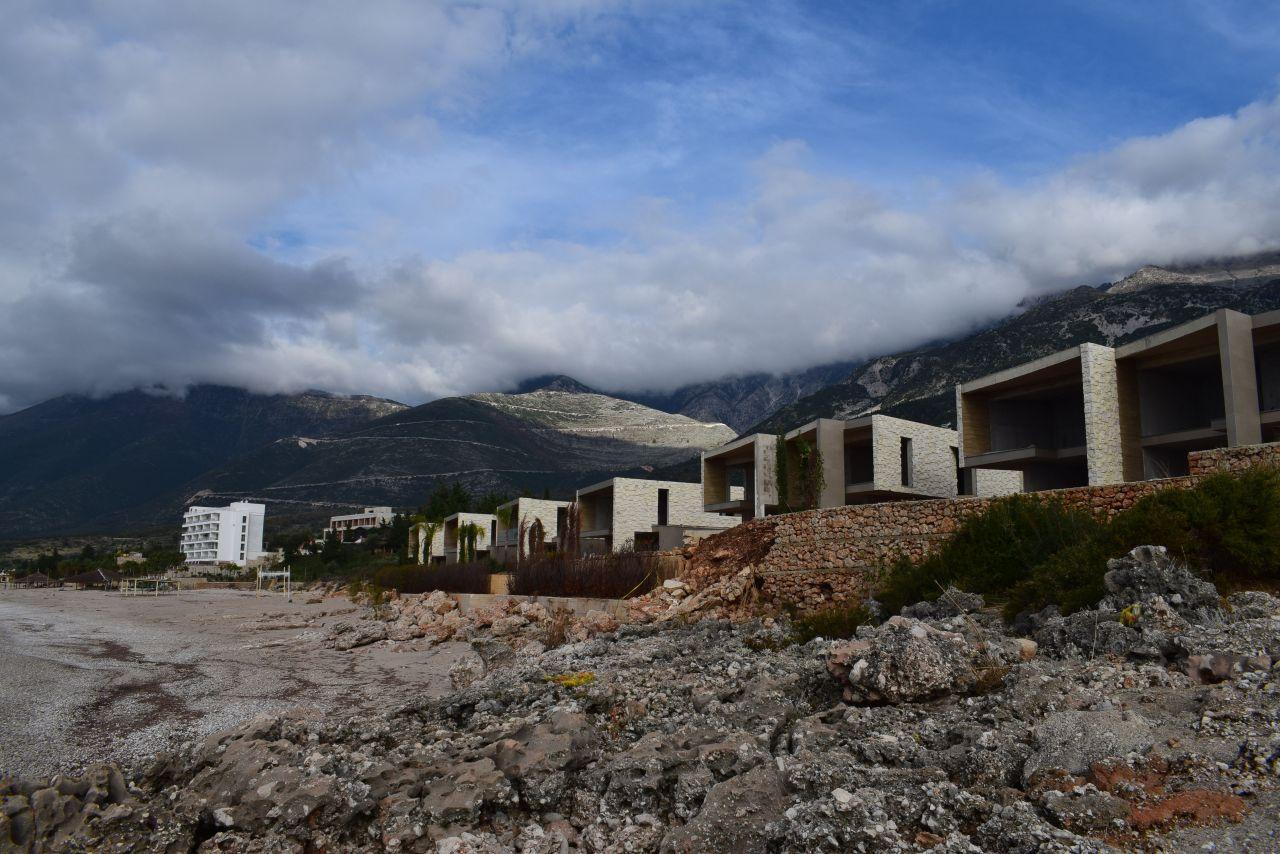 Villas For Sale in Olea Residence in Dhermi Albania Riviera