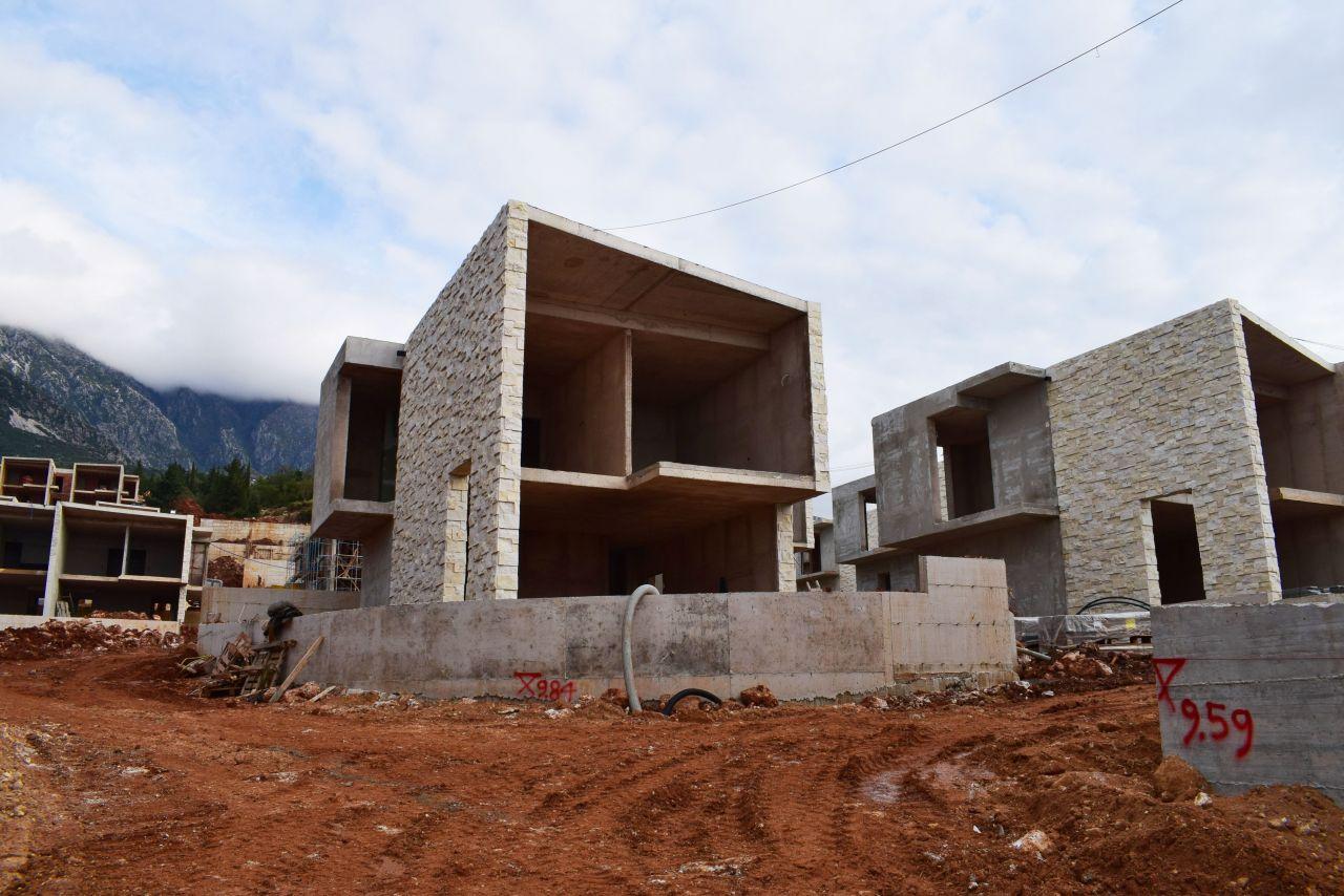 Wille na Sprzedaż w Olea Residence w Dhermi Riwiera Albańska
