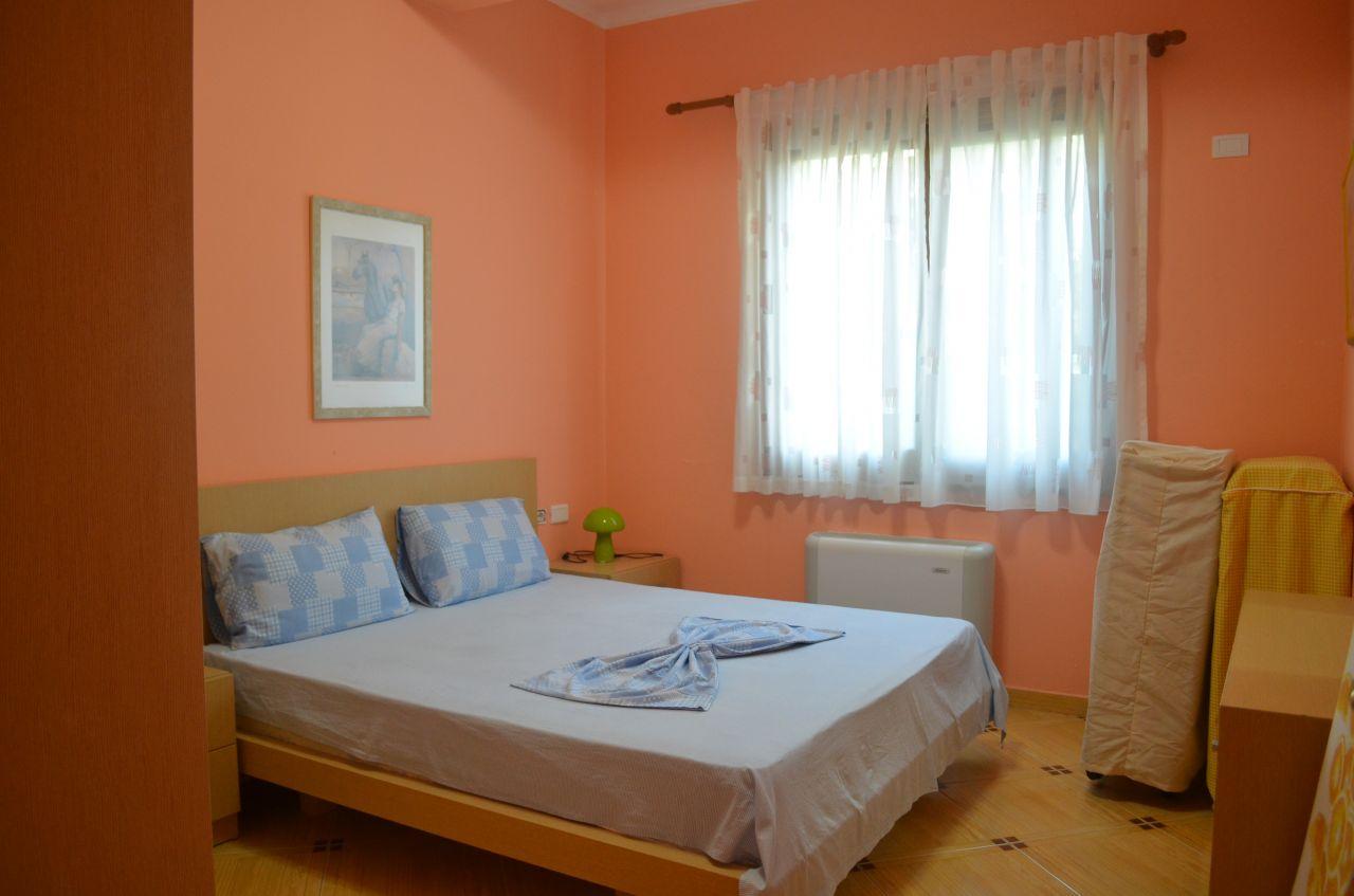 Apartament per shitje ne Dhermi ne kompleks me pishine. Apartamente per shitje ne Shqiperi.