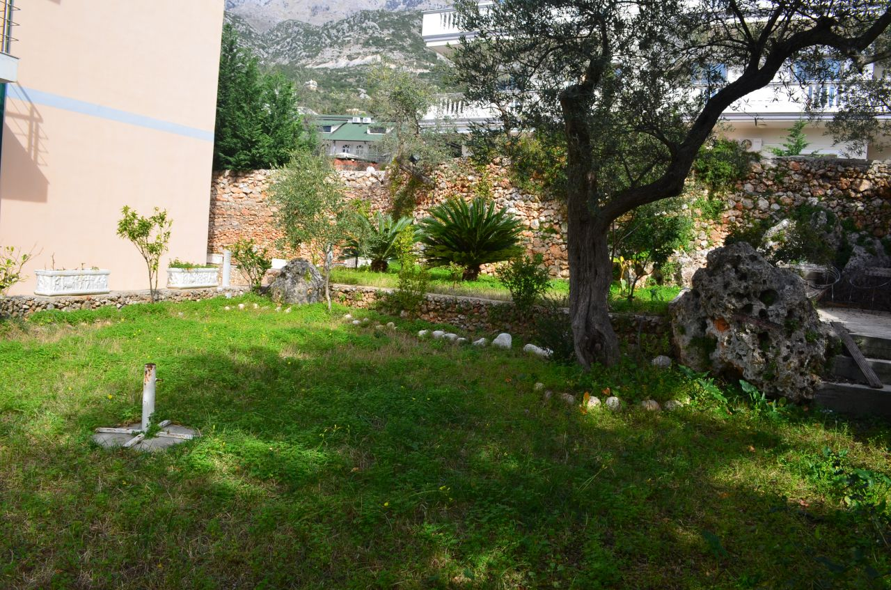 Leilighet til salgs i kompleks med svømmebasseng. Albanske rivieraen, Dhermi, Albania.