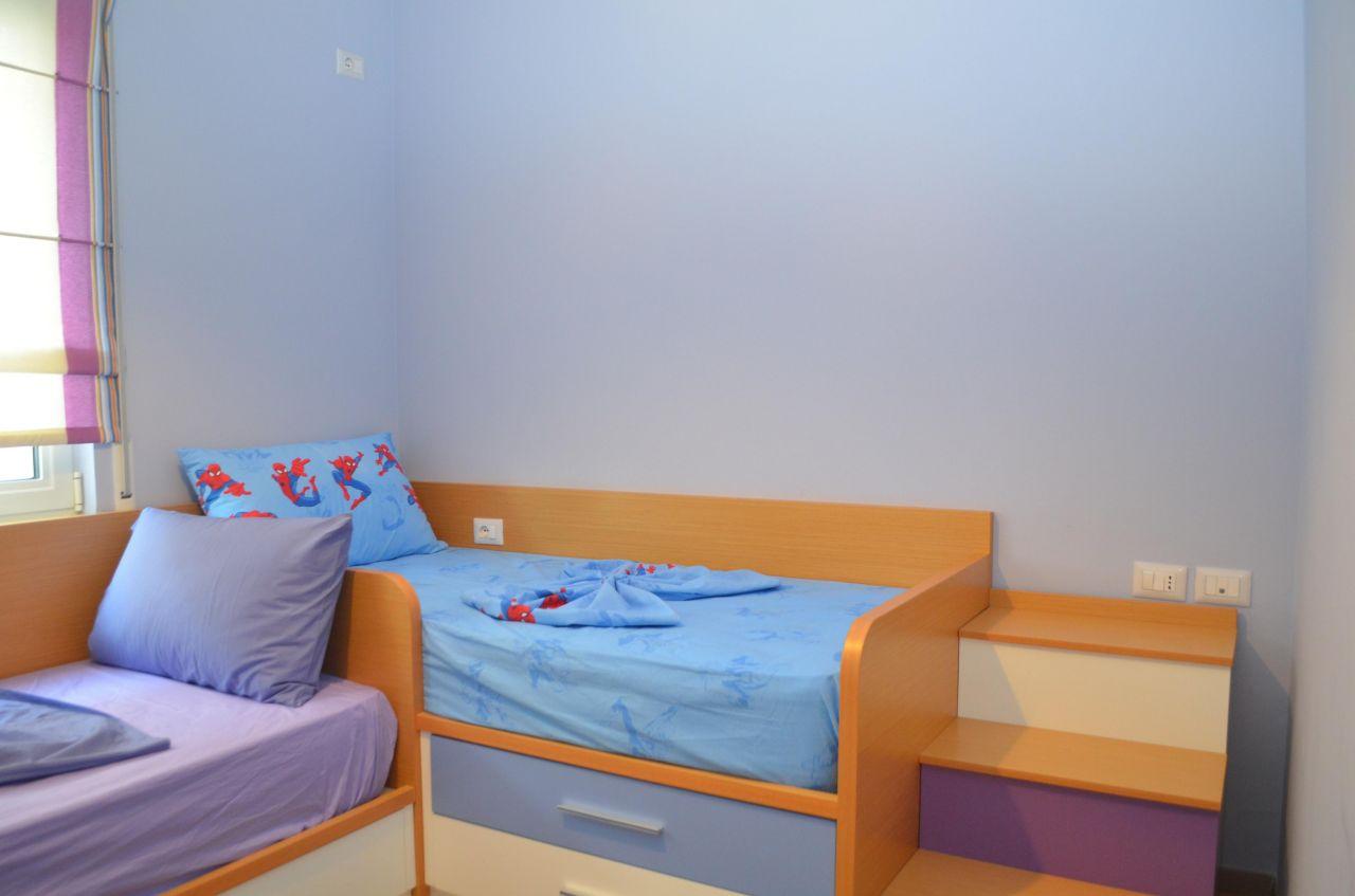 Appartamento in Vendita a Dhermi. Appartamento a Dhermi in Albania con Due Camera da Letto