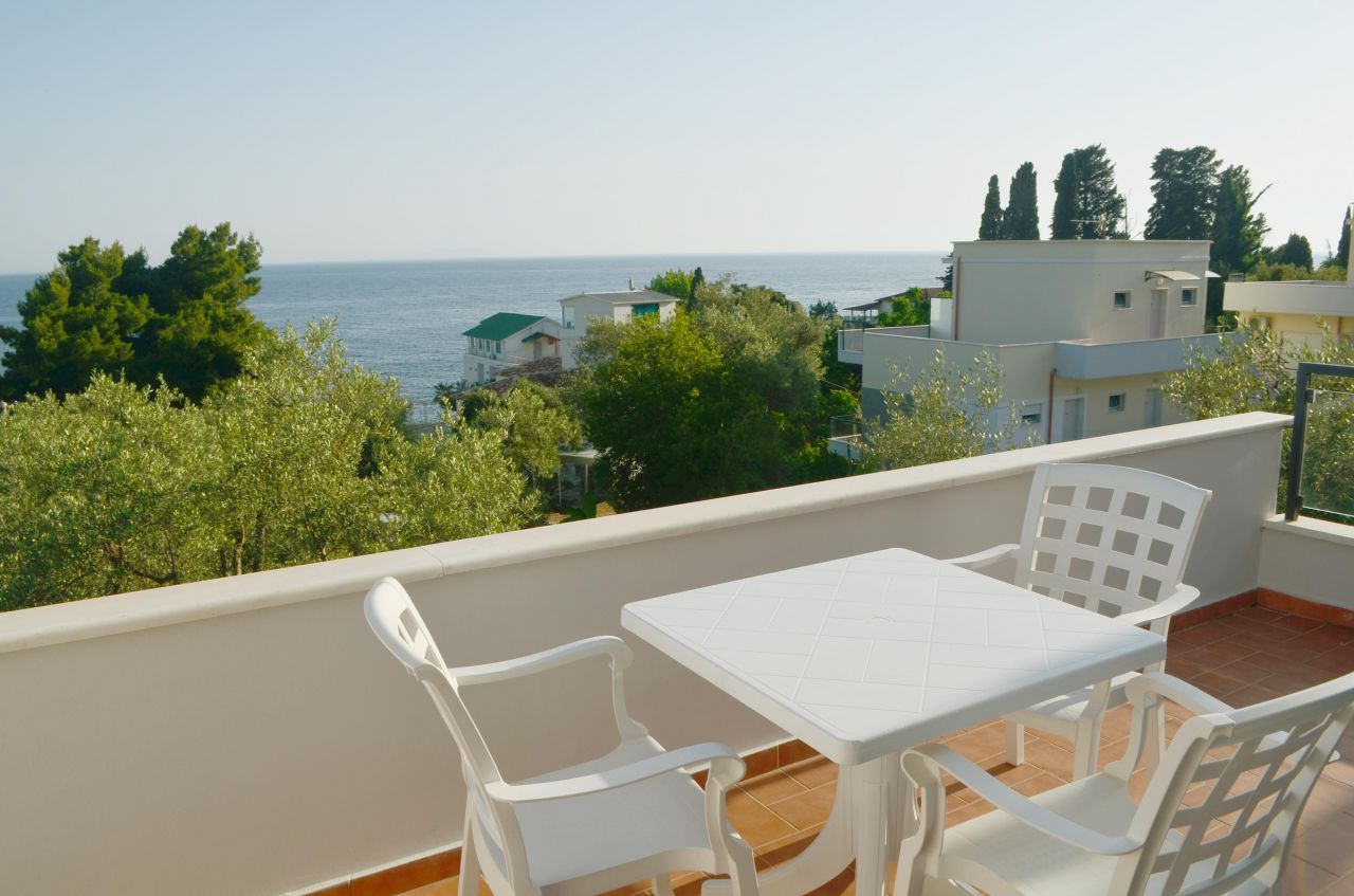 Modern Apartment in Dhermi for Sale. Real Estate in Dhermi Albanian Riviera