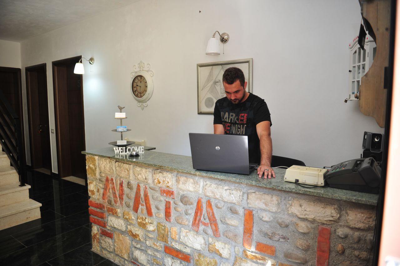 Beautiful Hotel in Dhermi, Vlora, Albania