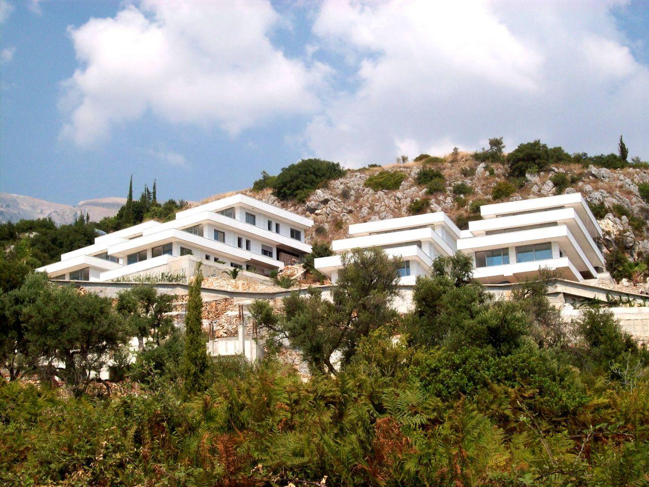 Недвижимость в Албании. Продам апартаменты в Албании,  Дхерми