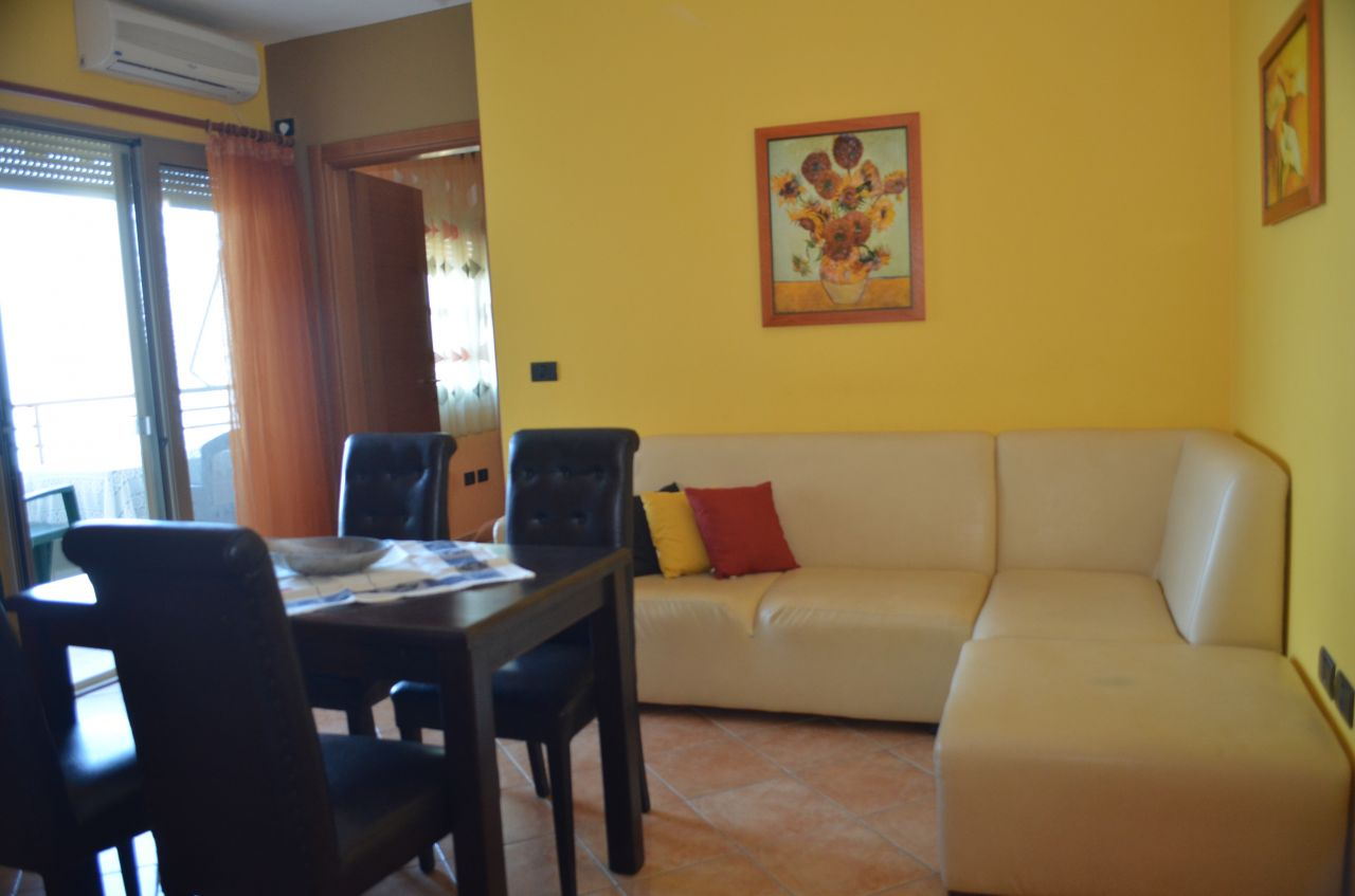 rent vacation apartment in Durres for Rent sandy beach