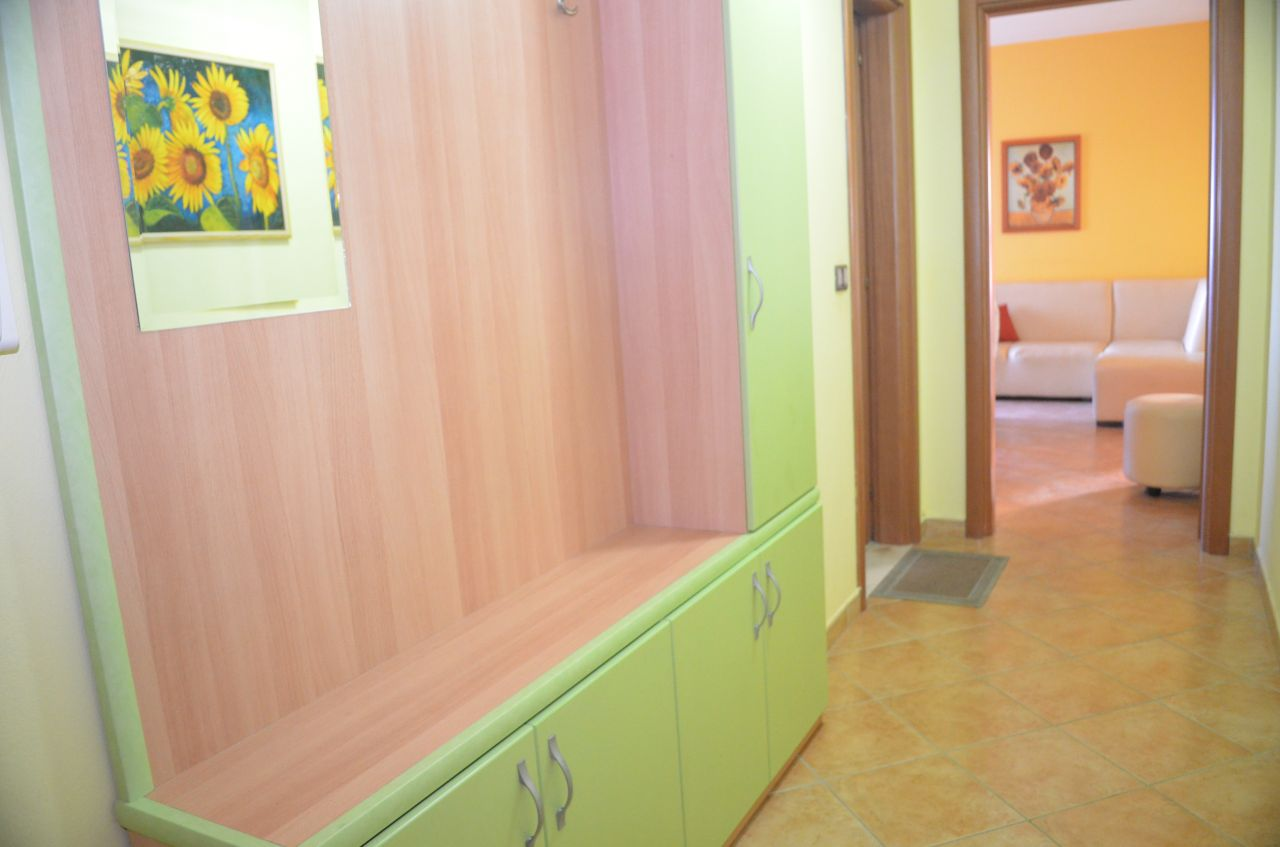 Frontline Albania Holiday Apartment for Rent in Durres Beach