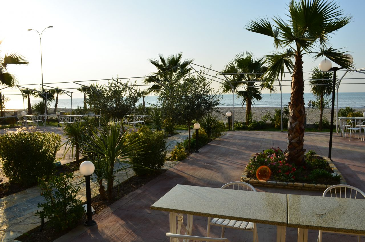 Holiday apartment in Golem, Durres, a coastal city in Albania