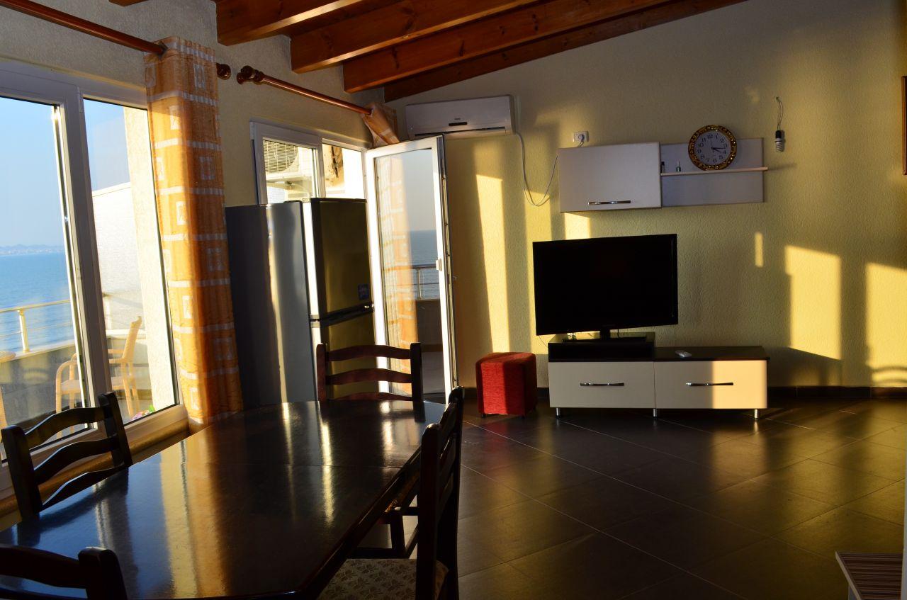 Kурортные квартиры в аренду в Албании, Дуррес.