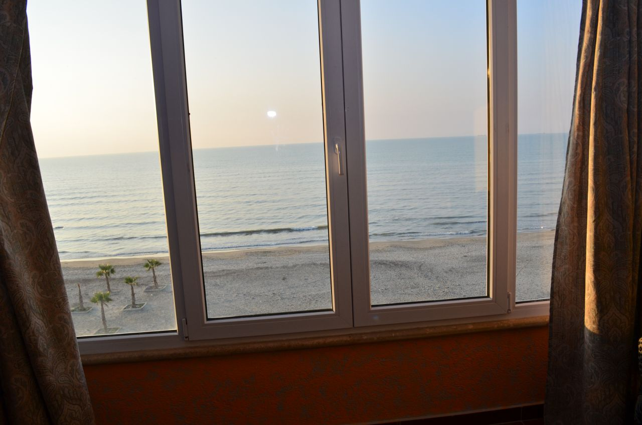 Rent holiday apartment in Durres, very close to the beach and to the capital city, Tirana.