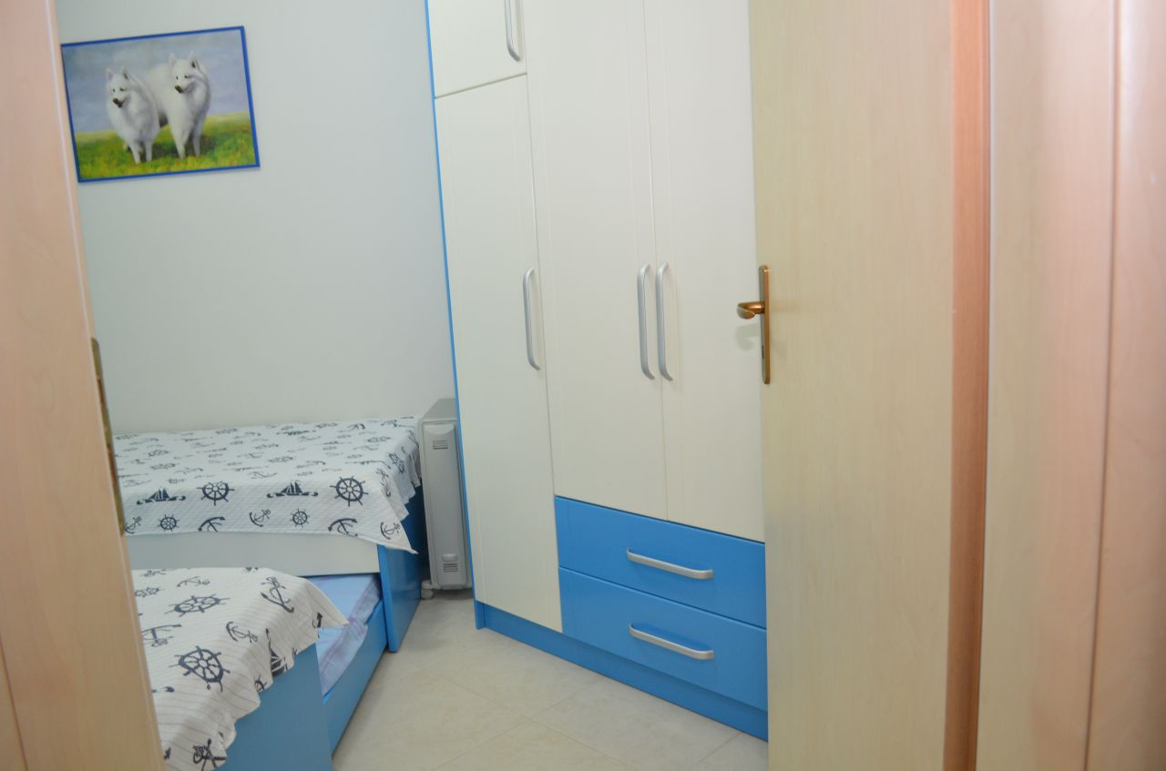 Holiday Apartment Rent Albania, Lalzi Bay. Touristic Resort Albania